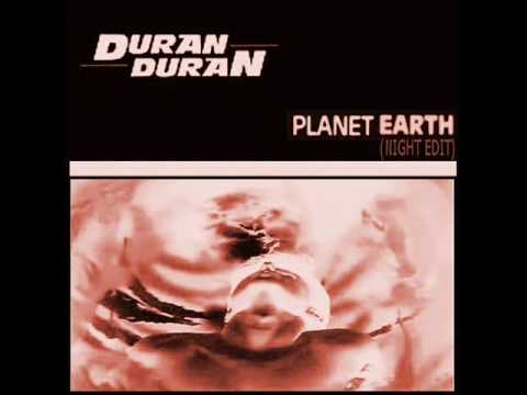 Planet Earth (Night Edit) - Duran Duran.