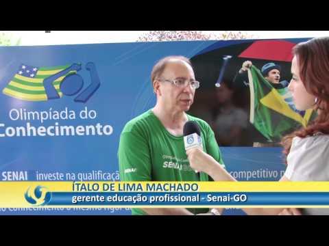 SindMetal-GO acompanha Olimpiadas do Conhecimento do Senai