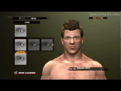 WWE '12: Chris Jericho CAW (dest07)