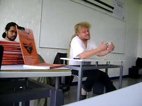 Conferencia magistral de Stefan Gandler