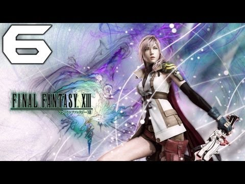 ★ Final Fantasy XIII English Walkthrough - Episode 6 - Chapter 1 - Fallen Innocence!