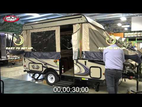 Tent Trailer camping in 0-60 Seconds! - UClERvr7rf9Ud2s8p48mag_g