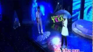 Chuyện tình mưa - karaoke