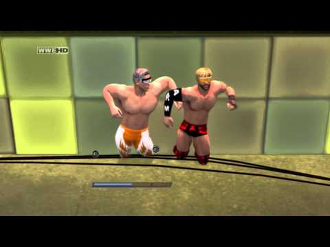 WHAT THE HELL IS WRONG WITH WWE SMACKDOWN VS RAW 2011?!
