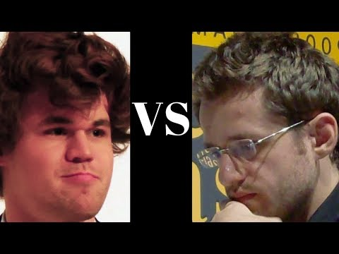 Chess World.net presents: Carlsen vs Aronian, Tata Steel 2012 -  Queen's Gambit Declined (D31)