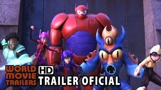 Operação Big Hero 6 Trailer Oficial (2014) - Disney Animação HD