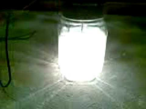 Plasma Electrolysis with tap water
