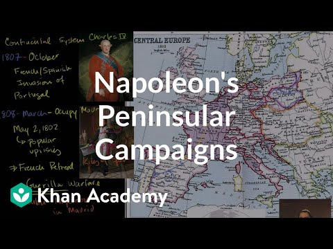Napoleon-s Peninsular Campaigns
