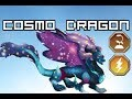 Dragon City - Cosmo Dragon NEW