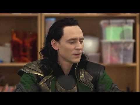 Thor: The Dark World Comedy Central Loki Promos