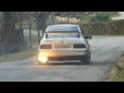 Best Action of Rallye 2011 - Swiss Rallye Championship -  covered by FINGERVIDEO.ch