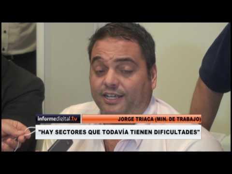 <b>Paraná.</b> Triaca defendió provincialización de paritarias docentes