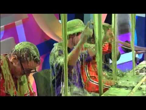 "Figure It Out 2012 ""Big Time Rush Gets Slimed"""