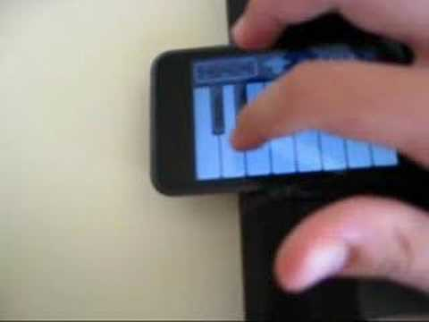 iTouch Applications : Music