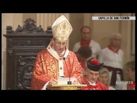 Procesión San Fermín 7 julio 2014 parte 3