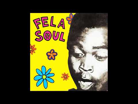 Gummy Soul Presents: Fela Soul by Amerigo Gazaway