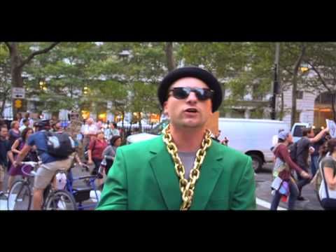 MC Moneypenny - Tap Dat A$$et (Video) shot @ Occupy Wall Street
