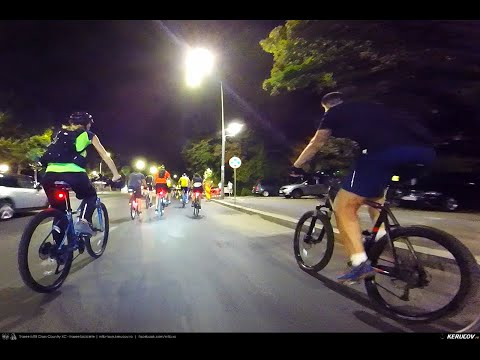 VIDEOCLIP Masa Critica Bucuresti - 30 august 2019 (Bucharest Critical Mass)