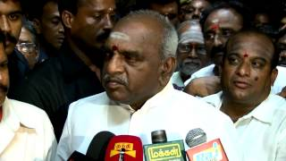 Jayalalithaa Alone Can Be The Best Chief Minister For Tamilnadu – BJP Pon 15-05-2015 Thanthitv News | Watch Thanthi Tv Jayalalithaa Alone Can Be The Best Chief Minister For Tamilnadu – BJP Pon News May 15, 2015