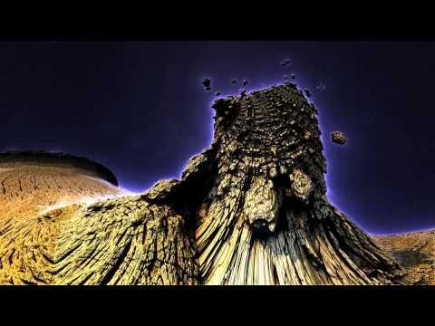 Weird planet II - Amazing 3D fractal landscape