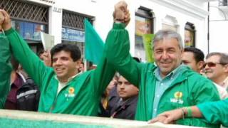 El Senador Jorge Londoño invita a votar por Gonzalo Guarín