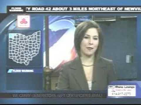 ONN - Ohio News Network - Ohio-s 9:00 News Open - 1/13/08