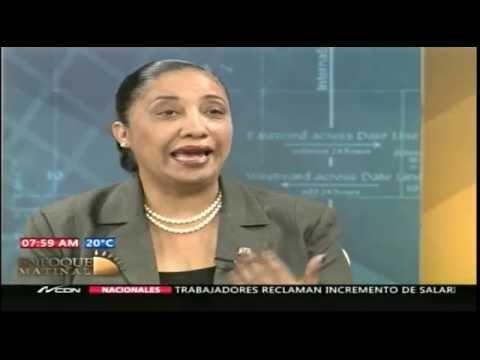 Entrevista a Guadalupe Valdez en Enfoque Matinal