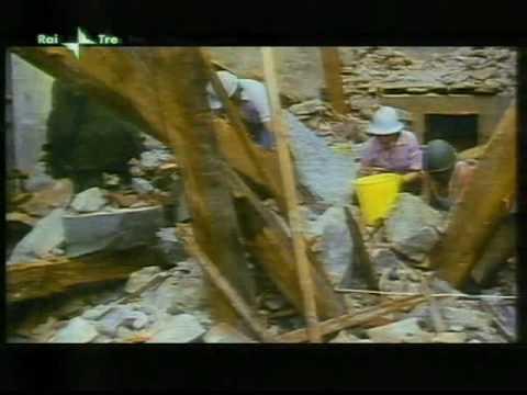 I sepolti e i salvati 4-6 La storia dei terremoti in Italia