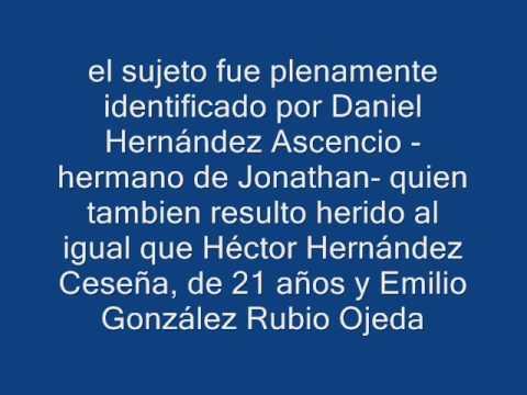 Asesinato de Jonathan BCS.wmv
