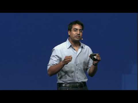 Google I/O 2010: Google TV Keynote - Introducing Google TV
