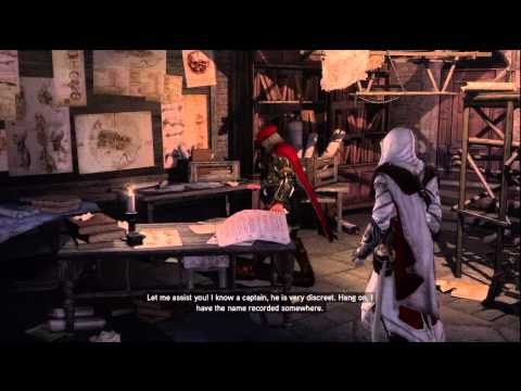 Assassin-s Creed: Brotherhood - The Da Vinci Disappearance DLC 1/10