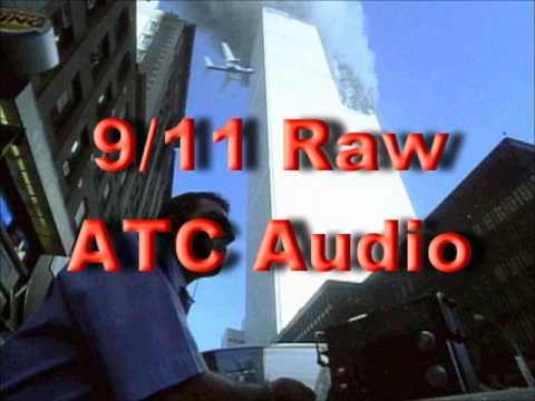 NEWLY RELEASED! 9-11 WTC September 11 2001 Raw FAA ATC Air Traffic Control Audio Tapes 911