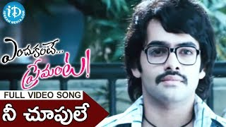 Nee Choopule Song - Endukante Premanta