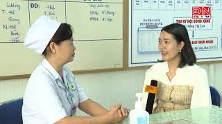 Hướng dẫn rửa tay phòng ngừa COVID - 19 do CN Đồng Thị Lan - TK. Kiểm soát Nhiễm khuẩn Bệnh viện Nhi đồng Đồng Nai trình bày