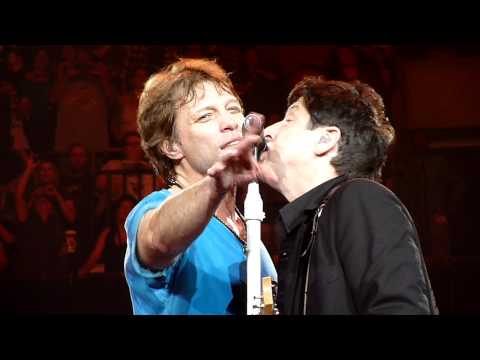 Bon Jovi - Bad Medicine and Pretty Woman - San Antonio - March 17, 2011