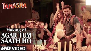 Tamasha - Agar Tum Saath Ho Backstage VIDE0