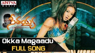 Okka Magaadu Full Song - Seethaiah