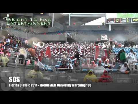 Florida Classic 2014 FAMU SOS