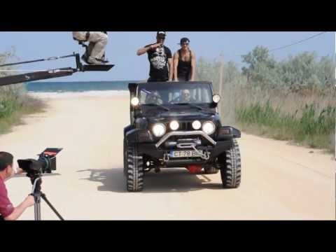Making Of Connect-R Vara nu dorm Wrangler Bigu Off-road in Dobrogea