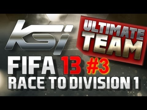 FIFA 13 | Race To Division One | Ultimate Team | EMENIKE!!!! #3