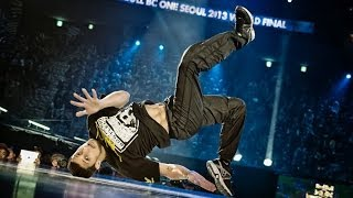 MOUNIR VS GRAVITY - QUARTER FINALS - RED BULL BC ONE WORLD FINAL 2013 SEOUL