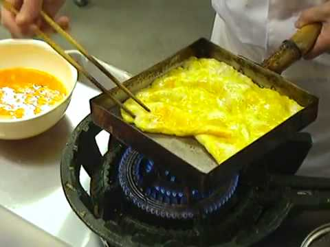 بالفيديو : شاهد اليابان وطريقة طبخ البيض ... رائع