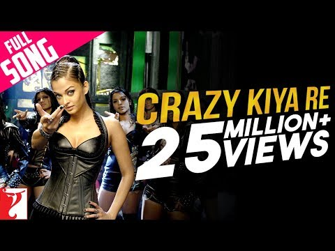 Crazy Kiya Re - Full song in HD - Dhoom 2 -AY-VxVTO23w