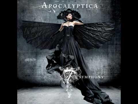 """Apocalyptica - """"Rage of Poseidon"""""""