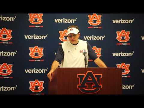 Gus Malzahn Press Conference Texas A&M