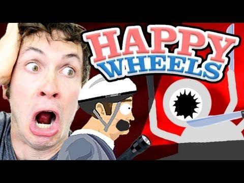 INSANE MURDER DEMONS! - Happy Wheels