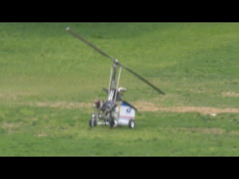 Watch: Strange copter causes drama at Capitol!
