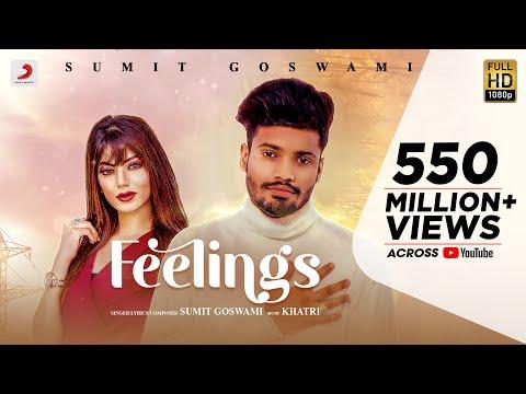 Sumit Goswami - Feelings | KHATRI | Deepesh Goyal | Haryanvi Song 2020