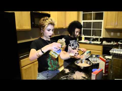 Lil Debbie - Debbie's World Episode 3 - Treal Life at the Player Pad