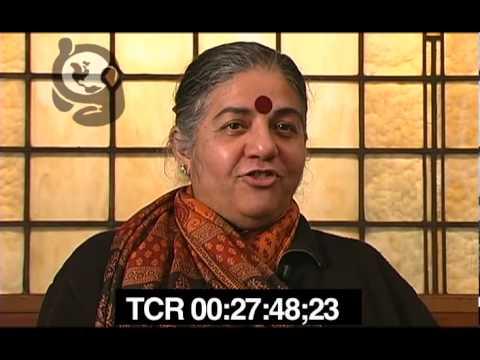 Interview with Vandana Shiva